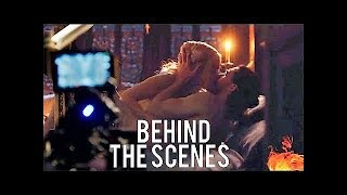 Emilia Clarke & Kit Harington React to the Love Scene  Behind The Scenes Game of Thrones S07 E07