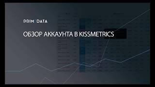 Обзор аккаунта в Kissmetrics