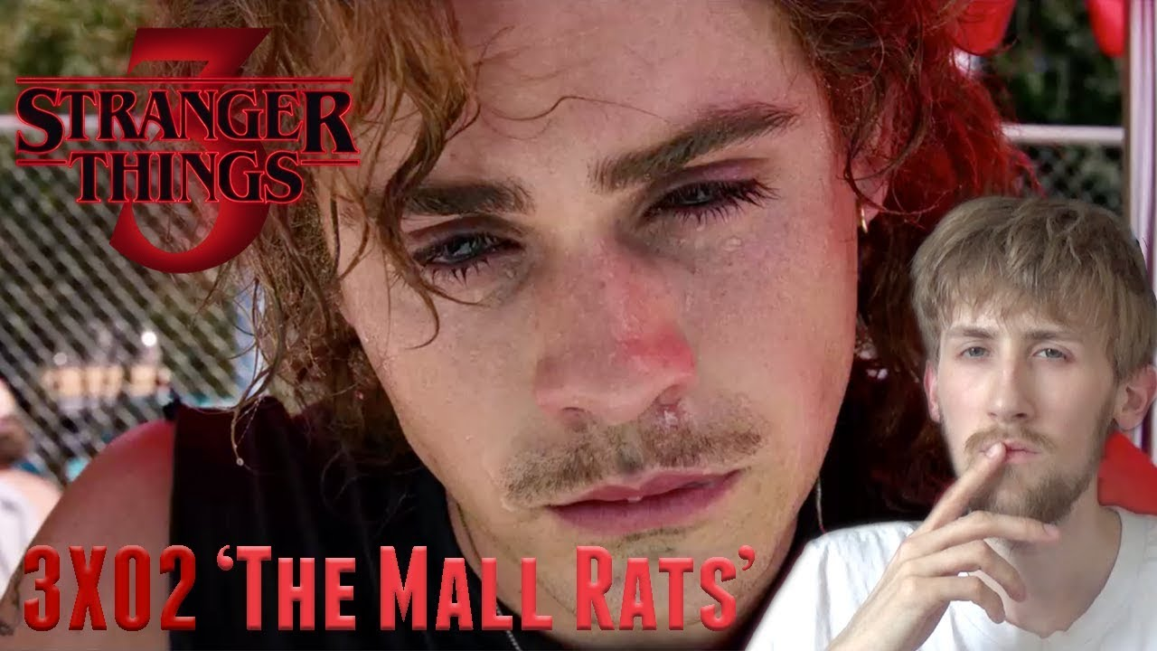Stranger Things Season 3 Episode 2 - 'The Mall Rats' Reaction