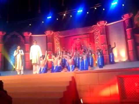 The Launch of Shri Hanuman Chalisa sung by Amitabh Bachchan and 20 leading singers