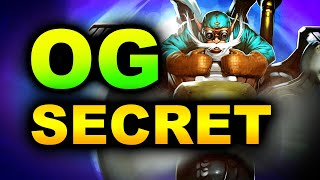 OG vs SECRET - DPC EU 2021 FINAL - DREAMLEAGUE S14 DOTA 2
