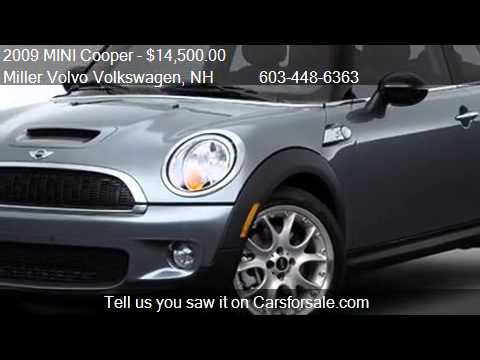 2009 mini cooper s 2dr hatchback for sale in lebanon nh 037