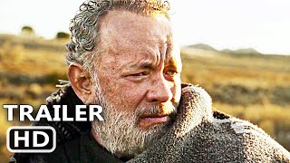 NEWS OF THE WORLD Trailer 2 (2020) Tom Hanks, Western Movie HD