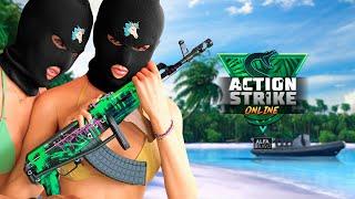 Action Strike Online