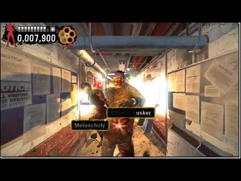 The Typing of the Dead: Overkill (PC - Steam) Creeping Flesh - Agent Hardcore in 8:49 w/o loads |