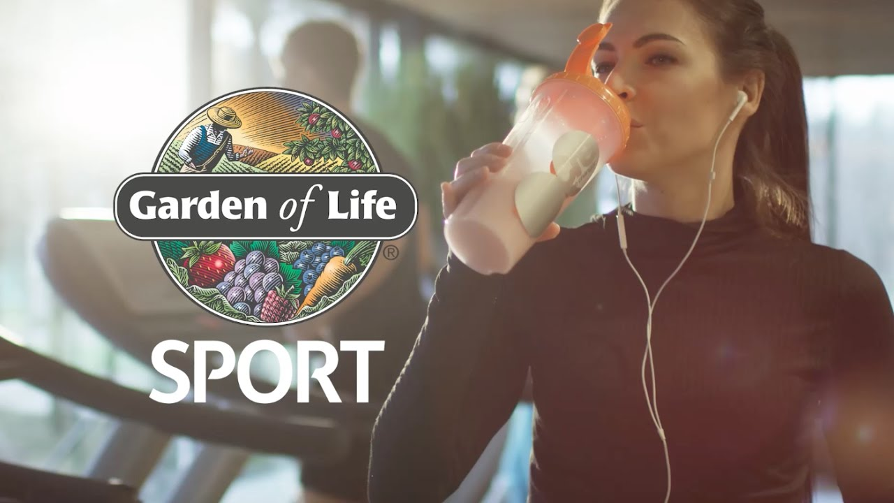 Garden Of Life Sport Energy Focus Youtube