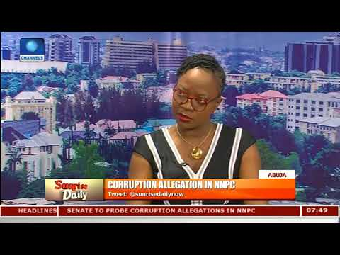 There Is Nothing On The Table Against The Minister Of State - SERAP Pt.3 |Sunrise Daily|