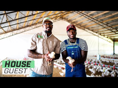 von-miller's-massive-poultry-palace-|-houseguest-with-nate-robinson-|-the-players'-tribune