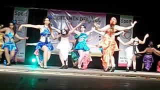 Manía Fitnes en el Domo de Resistencia, baile II-