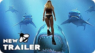 Deep Blue Sea 2 Trailer (2018)