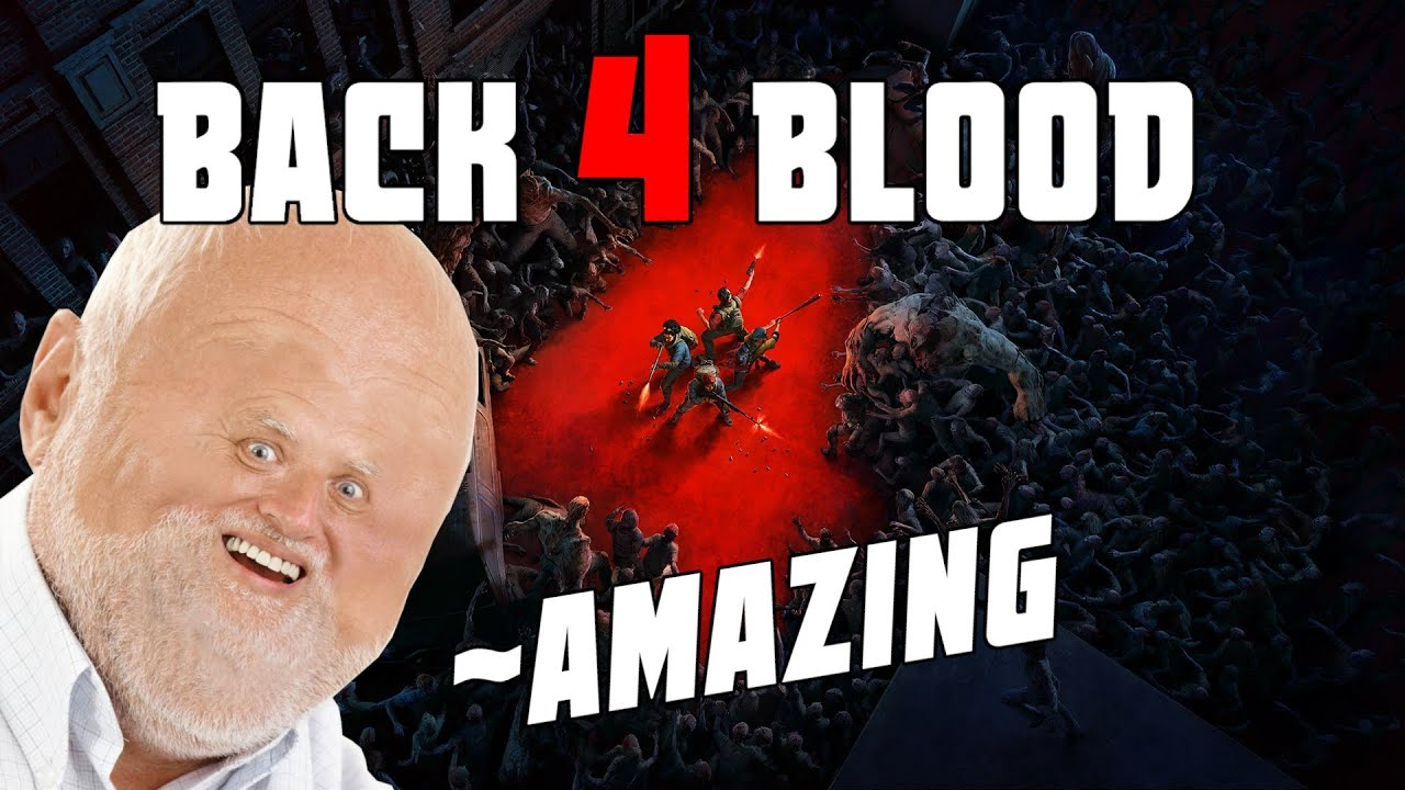 Back 4 Blood's Steam player count tops Left 4 Dead's record, but not ...