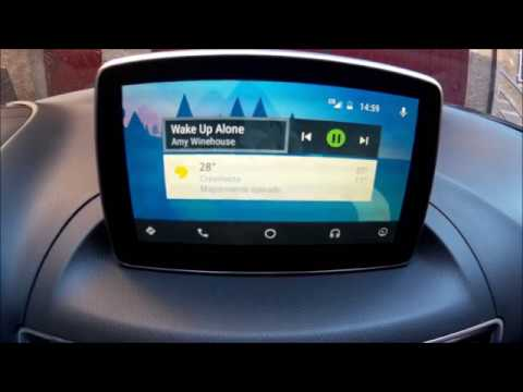 Mazda Connect Android Auto Patch Youtube