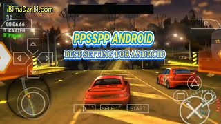 (PSP) Need for Speed: Carbon – Own the City [PPSSPP Android] #AGameDroid