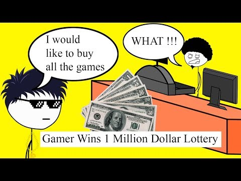 What it feels like to win a Lottery