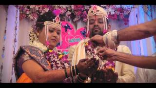 Sharmishtha & Yogesh | Marathi Wedding Song | Flash Mania