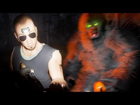 АЛЕКС И БРЕЙН ЛОВЯТ БИГФУТА (УГАР) - Finding Bigfoot