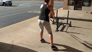 Brutal Iron Gym - Glute & Posture focused Circuit (see description)