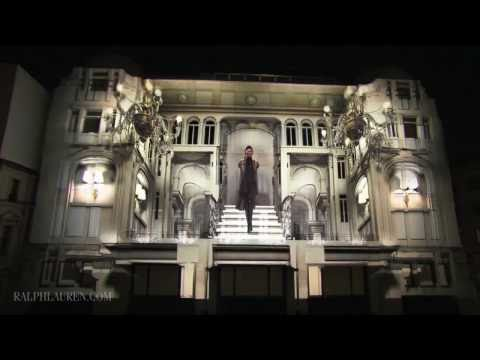 20737aa64 The Official Ralph Lauren 4D Experience - London - YouTube
