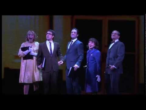 "Encores! Presents ""Merrily We Roll Along"" w/ Lin-Manuel Miranda, Colin Donnell & Celia Keenan-Bolger"