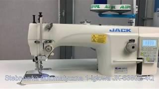 Stebnówka JACK JK-6380E-4Q do ciężkiego szycia