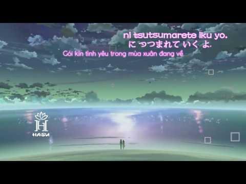 [KARA - VIỆTSUB] Sakura さくら - Ikimono Gakari いきものがかり - OST 5cm s