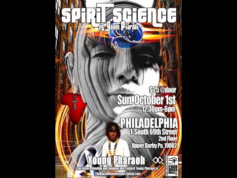 Young Pharaoh In Philly & General Seti In Alabama