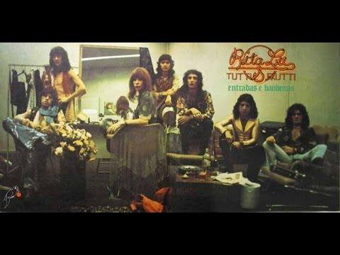 Rita Lee & Tutti Frutti - Ao Vivo - Teatro Záccaro - São Paulo/1976