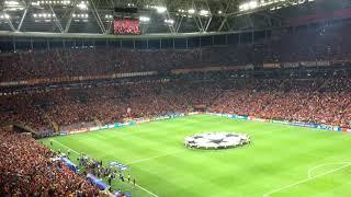 Galatasaray  War Chant - Çocukluk Aşkımsın Video