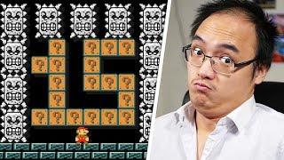 ESSAYEZ DE COMPLÉTER CES 15 CHALLENGES ! | Super Mario Maker
