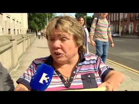 Leigh Gath on Tonight TV3
