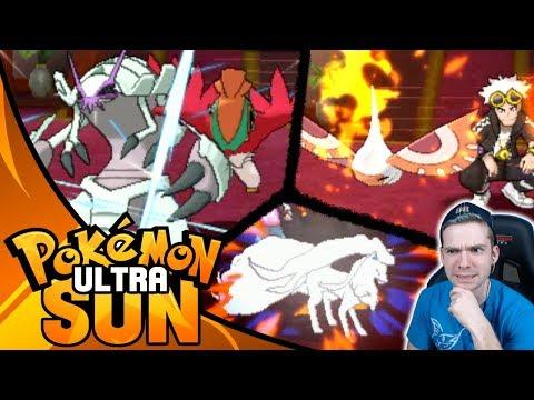 WELL THAT WON'T WORK! Pokemon Ultra Sun Let's Play Walkthrough Episode 31