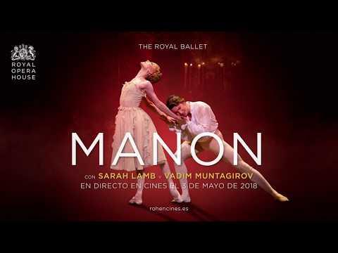Manon Royal Opera House - 3 de mayo en directo - ballet en cines