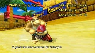 Mario Kart Wii - DS Desert Hills - 1:33.726 - ★Trσγ☆ (Former World Record)