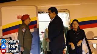 Maduro viaja a Turquía a reunirse con comunidad árabe por tema Jerusalén