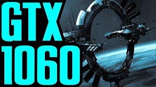 Star Citizen Alpha 2.5.0 GTX 1060 6GB OC & i7 6700k | 1080p Very High | FRAME-RATE TEST