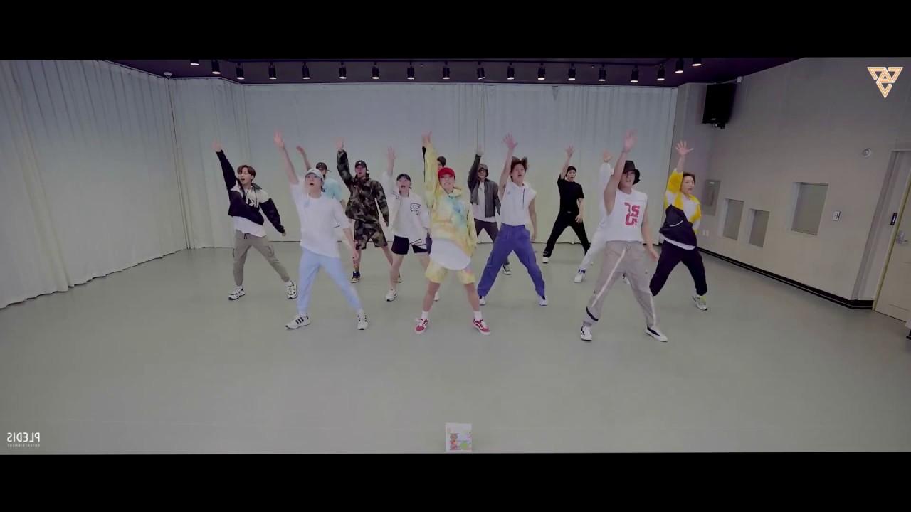 "[MIRRORED] SEVENTEEN 세븐틴 - ""Left & Right"" Mirrored Dance Practice 안무영상 거울모드"