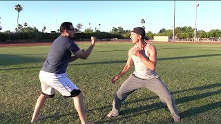 He Wanted to Fight...I Made Him Vomit | Making a Real Martial Arts Fighter!