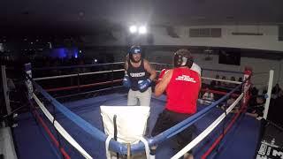 Ultra White Collar Boxing | Leicester | Nick Collingham VS Nuno silva