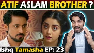 Ishq Tamasha Episode #23 | Teaser Promo Review | HUM TV Drama #MRNOMAN