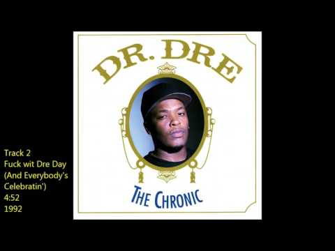 Dr Dre - Fuck wit Dre Day And Everybody's Celebratin'