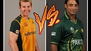 Brett lee vs Shoaib Akhtar | Who is the Best