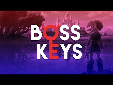 The Legend of Zelda: A Link Between Worlds' dungeon design | Boss Keys