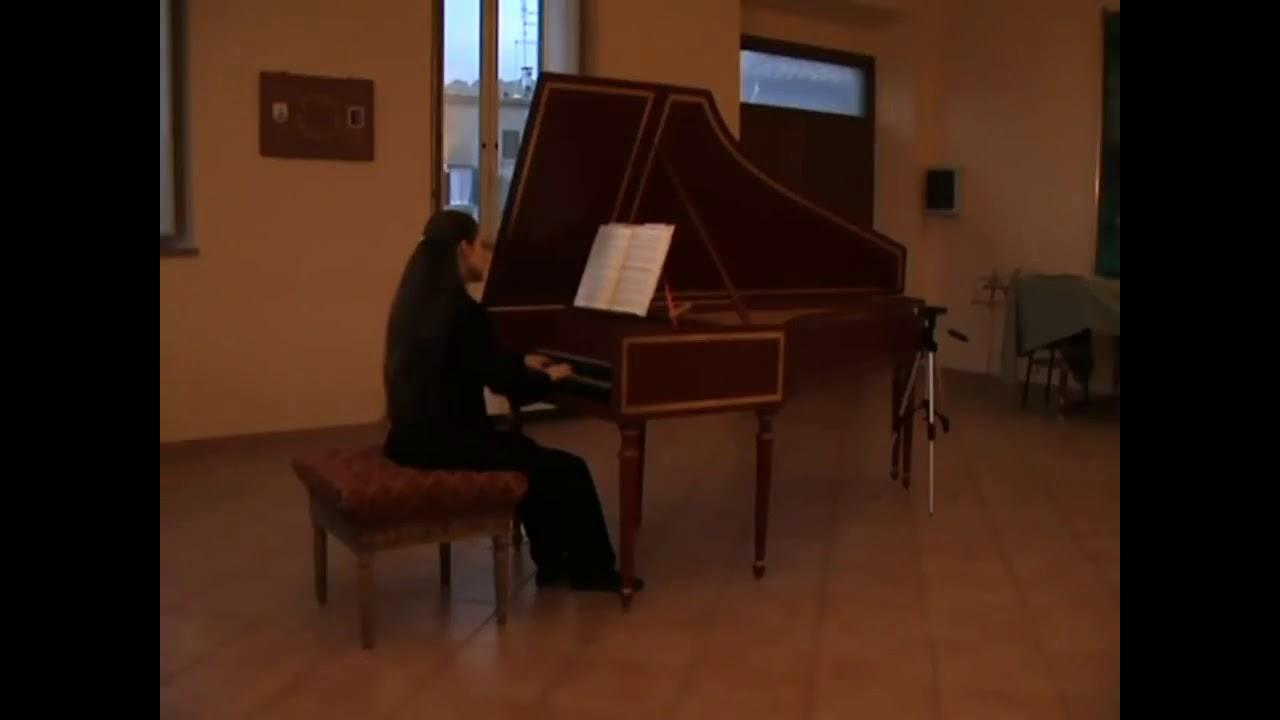 handel harpsichord suite 7