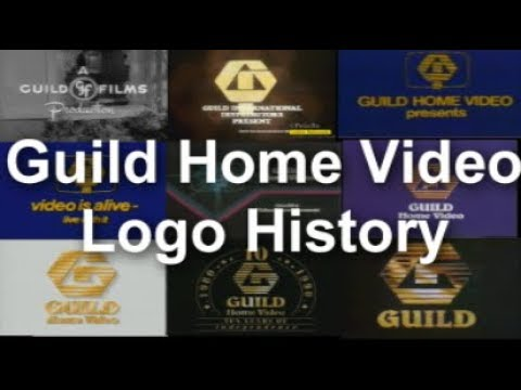 Guild Home video logo history