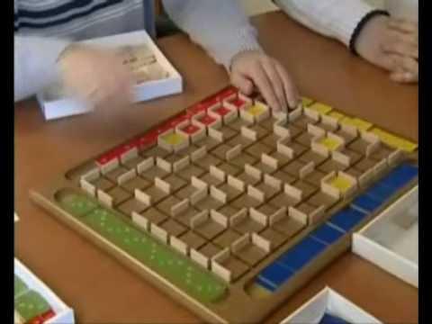 Le jeu du Tikaré.