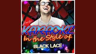 Video Superman (In the Style of Black Lace) (Karaoke Version) download MP3, 3GP, MP4, WEBM, AVI, FLV Agustus 2018