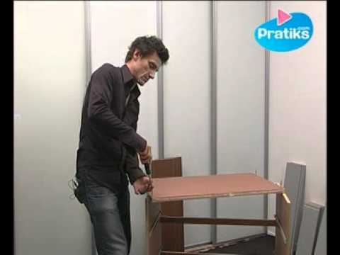 Comment assembler la commode 3 tiroirs malm d 39 ikea 2 6 youtube - Commode 3 tiroirs ikea ...