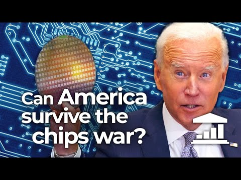 Intel, the United States and the Chip War - VisualPolitik EN