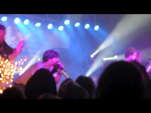 CKY - Fat Fuck LIVE in Reading, PA (12/18/2011)
