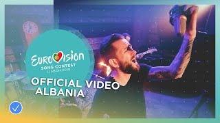 Eugent Bushpepa - Mall - Albania - Official Music Video - Eurovision 2018